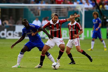 Milan defeat Chelsea 1-0 in Miami.