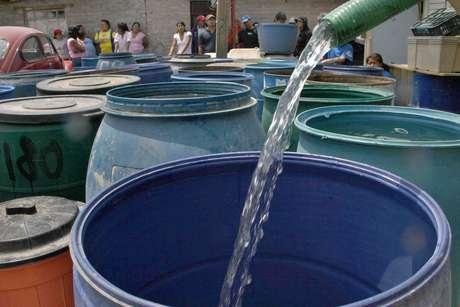 Desde las 16:00 horas se normalizó el abasto de agua hacia el Valle de México