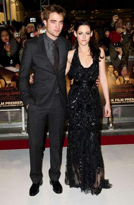 Kristen Stewart le fue infiel a Robert Pattinson