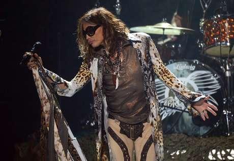 Steven Tyler de Aerosmith