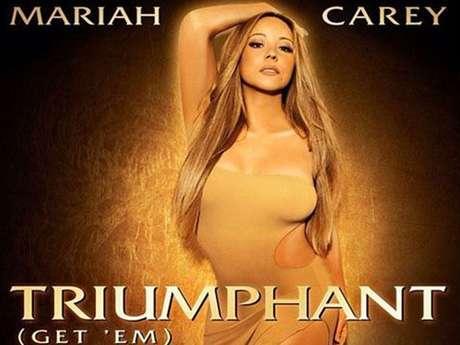 Carey siempre se ha destacado por exponer su voluptuosa figura en portadas de discos y en sus videos musicales.