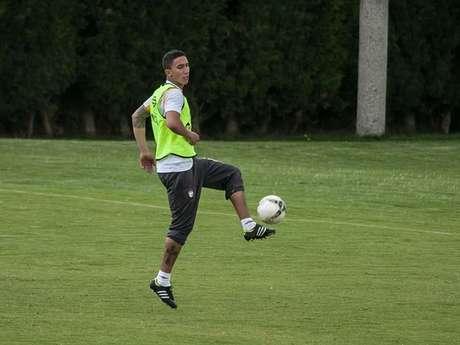 Ricardo Villaraga se formó en la inferiores de Santa Fe