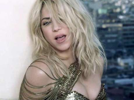 Shakira podría ser víctima de un chantaje.
