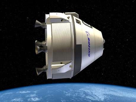 La agencia informó que Boeing recibirá 460 millones de dólares para seguir desarrollando su cápsula CST-100.
