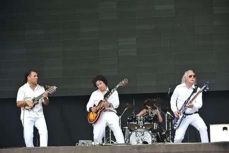 Los Jaivas en Lollapalooza Chicago