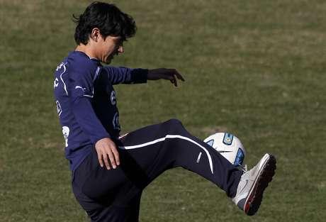 Fernández aún no supera del todo los problemas musculares
