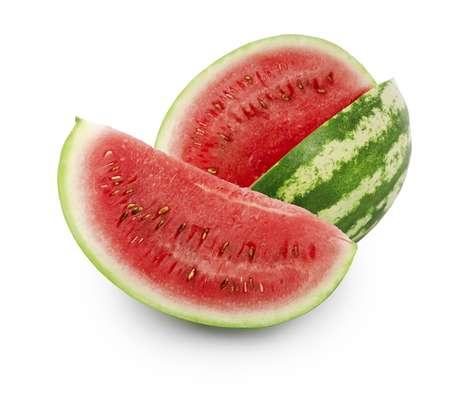 Melancia é uma das frutas com calorias negativas