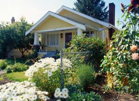 Tips para el hogar c mo tener un lindo jard n en casa - Como tener un jardin en casa ...