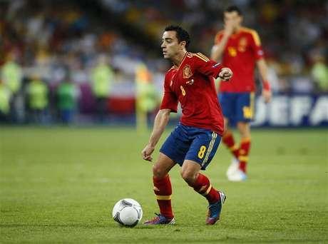Xavi podrá descansar para el inicio de la liga.