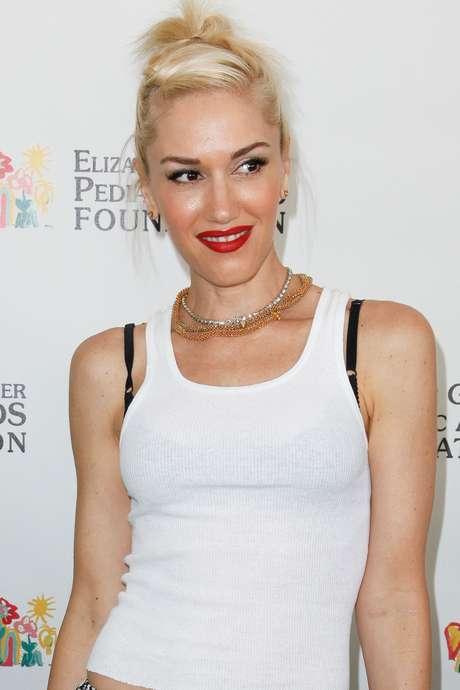 Lábios pintados, como os da cantora e estilista Gwen Stefani, ocupam segundo lugar na preferência masculina