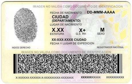 Hay cédulas de ciudadanía que han permanecido por más de cinco años en los inventarios de las registradurías.