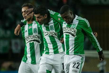 Atlético Nacional suma dos puntos en tres fechas.