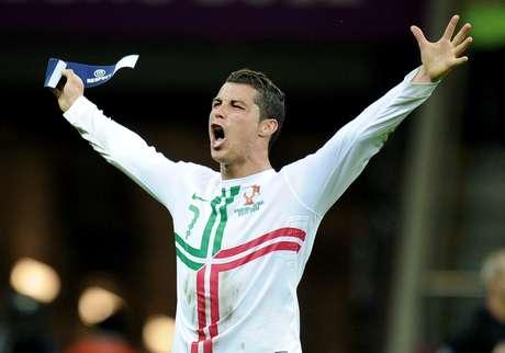 Cristiano Ronaldo lleva diez años en las canchas.