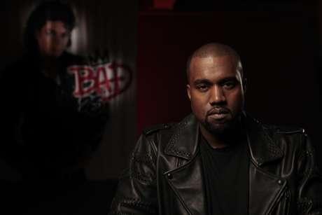 """Kanye West en una escena del documental de Spike Lee """"Bad 25"""" en una imagen proporcionada por el Festival Internacional de Cine de Toronto.  La película de Jackson marca el 25 aniversario del disco """"Bad"""" de Michael Jackson y tiene imágenes que fueron grabadas por el mismo músico."""