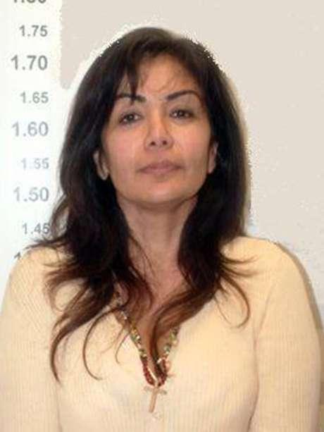 Sandra Avila está presa en una cárcel de Miami.