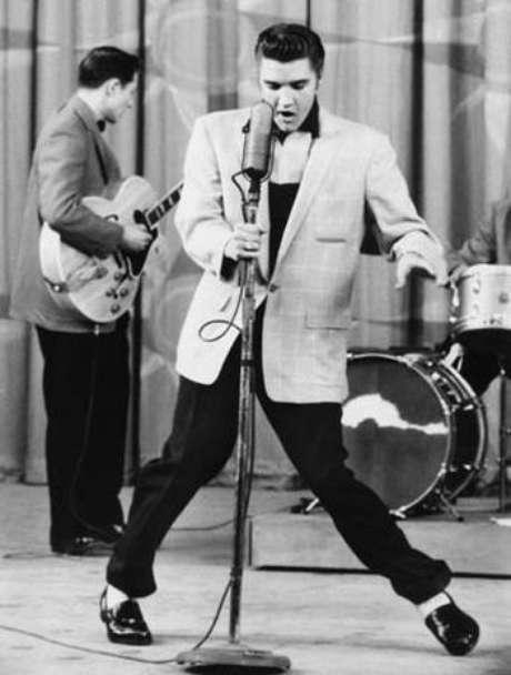 Ya son 35 años sin la leyenda Elvis Presley.