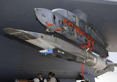 El vuelo de prueba X-51A ha sido el tercer experimento de un programa que comenzó en el año 2004.