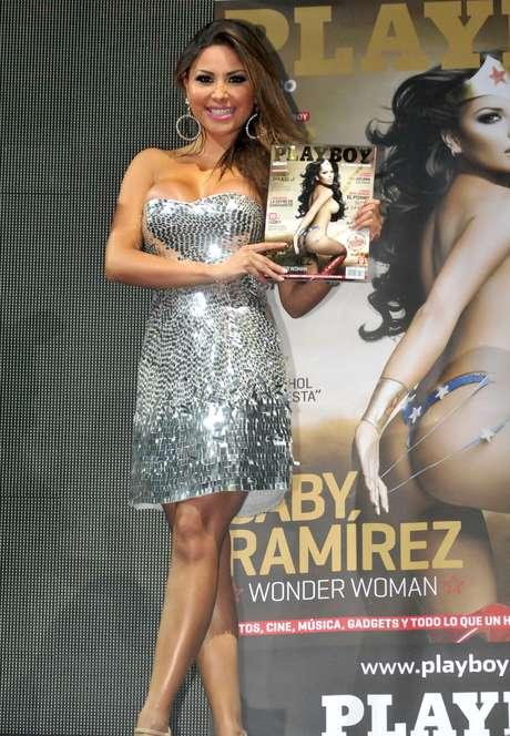 Gaby Ramírez perderá sus curvas por una buena razón: será mamá.