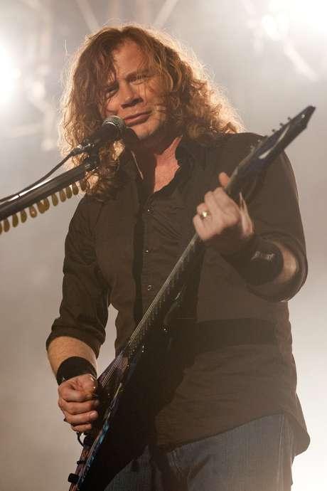 Dave Mustaine de Megadeth