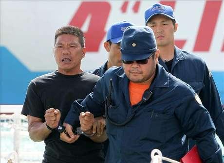 Nuevas protestas chinas por la detención en Japón de 14 activistas en Diaoyu