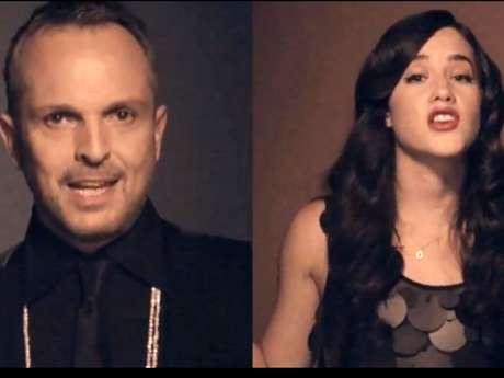 Miguel Bosé y Ximena Sariñana recuperan el primer sitio de las canciones más escuchadas en México con el tema 'Aire Soy'.
