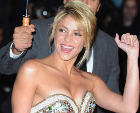 Shakira.
