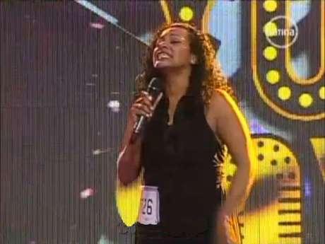 "Imitadora de Eva Ayllón en ""Yo Soy""."