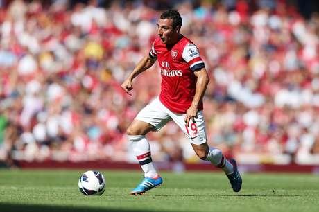 Arsenal decepcionó a los miles de seguidores que asistieron al Emirates.