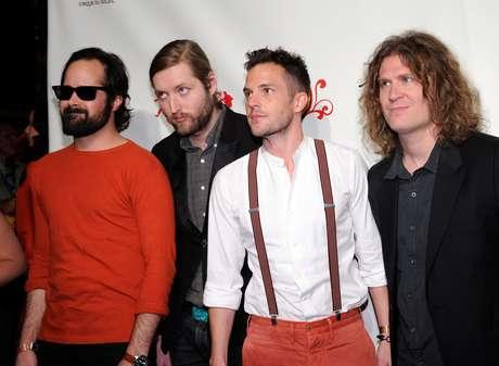 The Killers revela lista de canciones de su nuevo álbum.