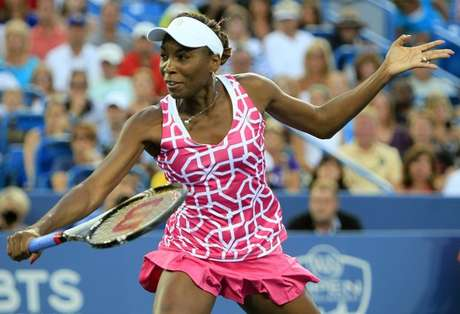 Venus Williams added insult to injury when she lost to Li Na.