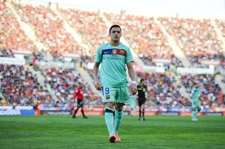 Alexis se quedó en el banco en Barcelona