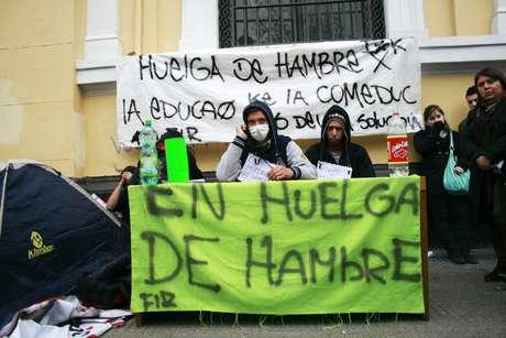 Alumnos del insuco 2 inician huelga de hambre - Agencias para tener estudiantes en casa ...