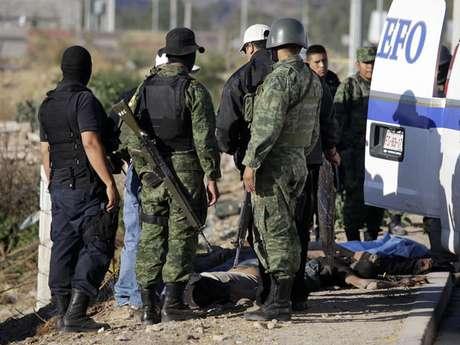 El arresto de dos sicarios llevó al hallazgo de las fosas clandestinas.