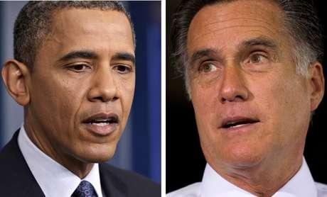 Obama y Romney, muy cerca en las encuestas.