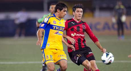 Manuel Viniegra scored the second goal for Tigres in the match.
