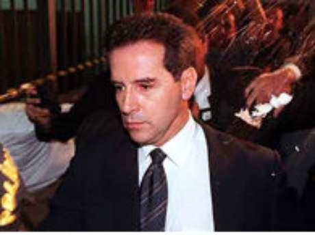 <p>Luiz Estevão foi condenado a 31 anos de prisão</p>