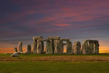 7. Stonehenge, Witshire, Inglaterra. Avaliado em: 10.538 bilhões de euros (cerca de R$ 26.767 bilhões)