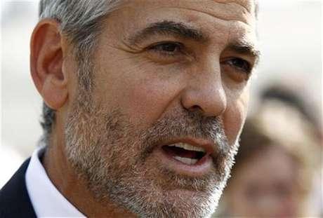 George Clooney ha acompañado a Obama desde su anterior campaña.