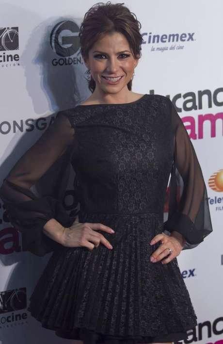 Alessandra Rosaldo pudo haber sido ventilada por José Eduardo Derbez.