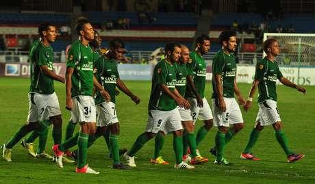 Deportivo Cali cayó derrotado en el Pascual Guerrero 3-1 ante Deportes Tolima por la octava fecha de la Liga Postobón II-2012
