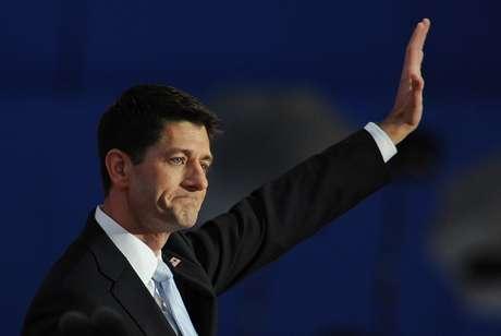 Paul Ryan, el candidato a vicepresidente, cerró anoche la segunda sesión de la Convención Republicana en Tampa.
