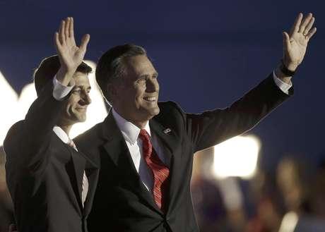 El discurso de Mitt Romney en el cierre de la Convención Nacional Republicana no fue tan popular.