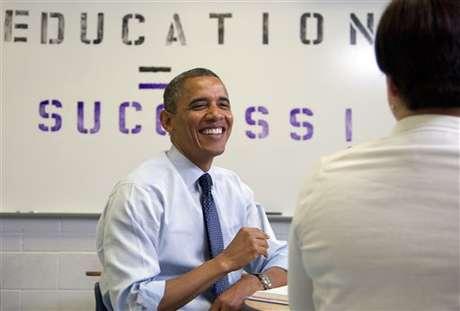 Casi 2 millones de jóvenes sin papeles podrían beneficiarse con el plan de Obama.