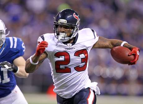 Arian Foster and the Houston Texans have the talent to reach the Super Bowl this year.