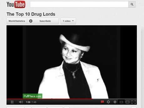 Griselda Blanco fue considerada una de las mujeres más ricas del mundo. (Imagen tomada de un video de YouTube)