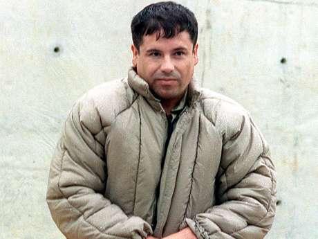 Joaquín Loera 'E Chapo' Guzmán, el narcotraficante más buscado.