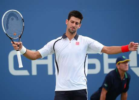 Novak Djokovic had gotten off to a horrible start in the semifinals.