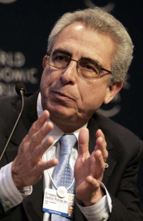 Ernesto Zedillo, ex presidente de México.