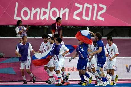 Con el oro, Rusia finaliza los Paralímpicos en segunda posición