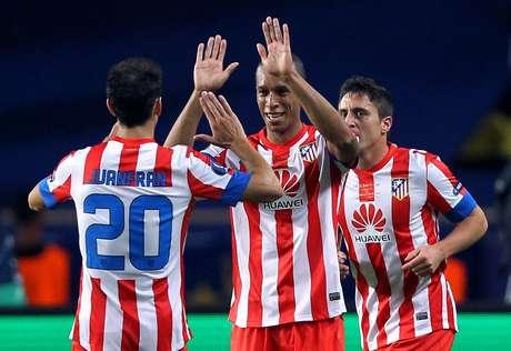 El conjunto colchonero se coronó en la Europa League de la temporada anterior.